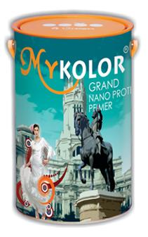 Sơn lót công nghệ Nano - Sơn Mykolor Grand NANO